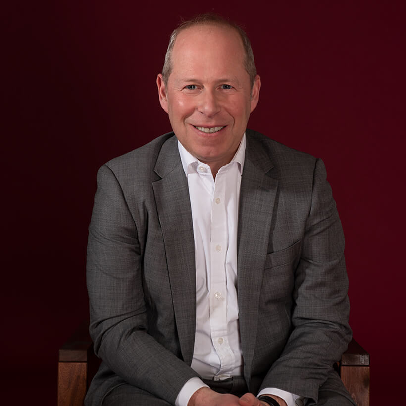 Nigel Brahams