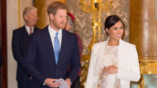 Harry and Meghan ceasing to be UK resident