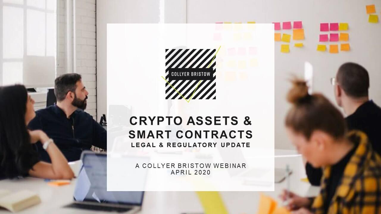 A Collyer Bristow webinar