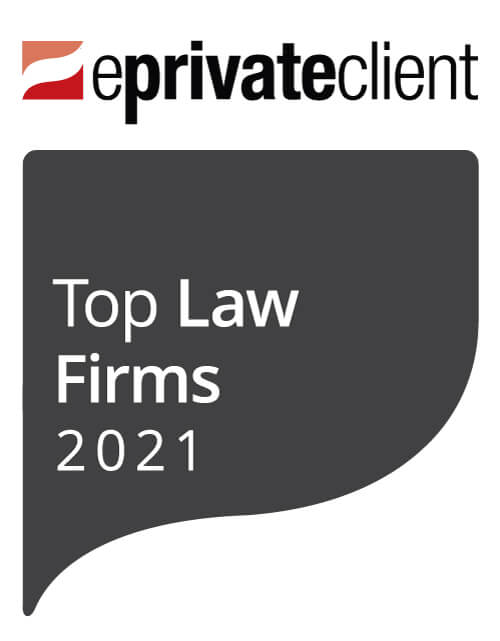 Collyer Bristow named as one of the 2021 eprivateclient Top Law Firms